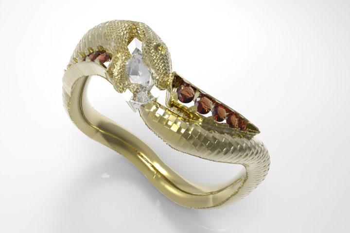 Ring-snake